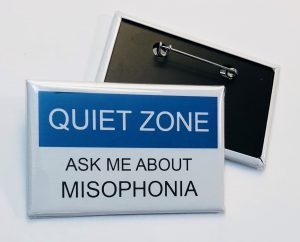 quiet zone pin